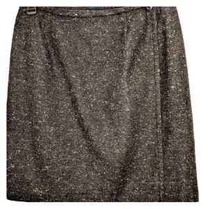 Style & co wrap mini skirt
